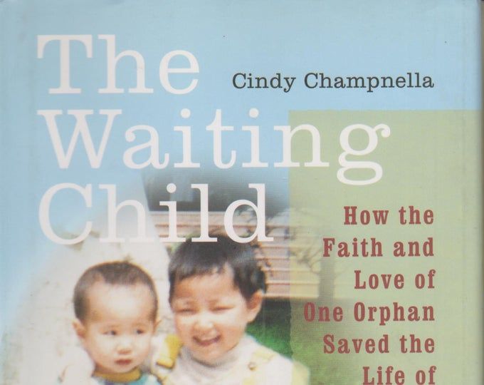The Waiting Child: How the Faith and Love of One Orphan Saved the Life of Another  (Hardcover, Adoption, Parenting)  2003