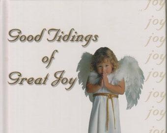 Good Tidings of Great Joy by Eylln Sanna (Hardcover, Christmas) 2001