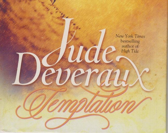 Temptation by Jude Deveraux   (Hardcover, Historical Romance)  2000