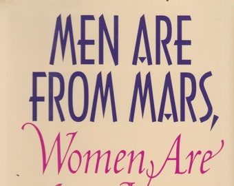 Top performance Men Are From Mars, Women Are F