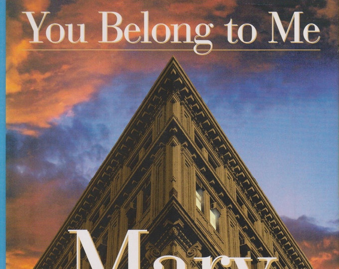 You Belong to Me  by Mary Higgins Clark (Hardcover: Suspense) 1998
