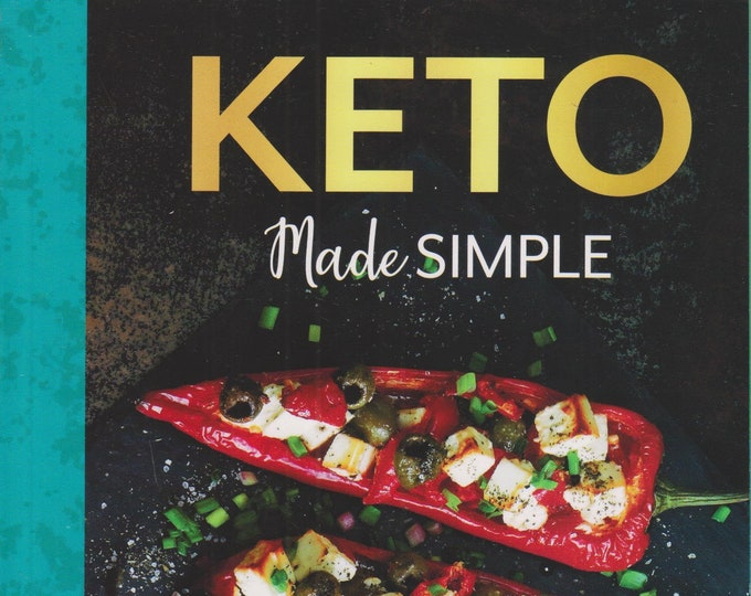 Keto Made Simple  (Paperback: Cooking, Recipes) 2020