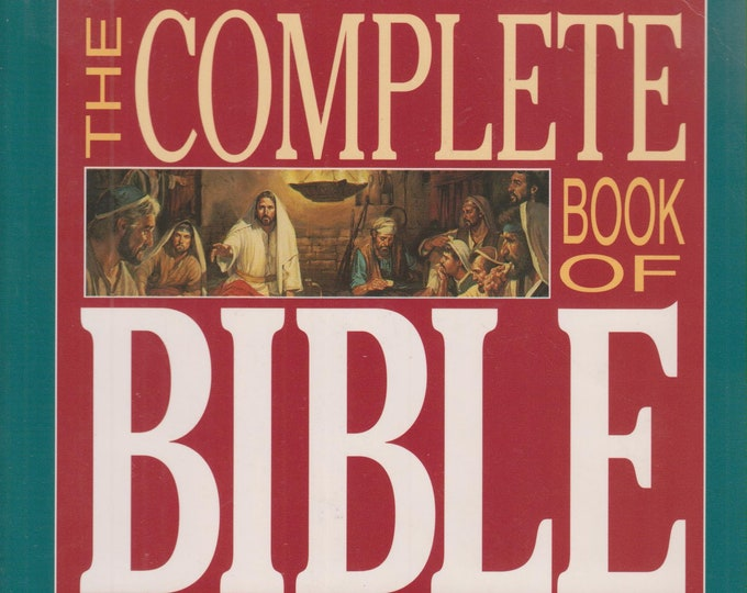 The Complete Book of Bible Literacy  (Softcover:  Religion)  1992