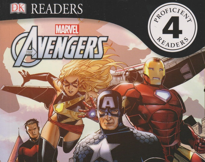Marvel Avengers - The World's Mightiest Super Hero Team (DK Readers Level 4 Proficient Readers) (Softcover: Children's, Marvel ) 2017