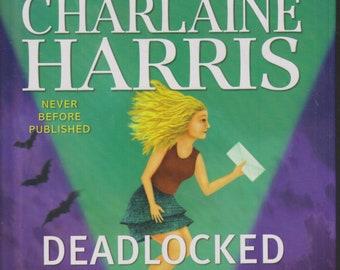 Deadlocked by Charlaine Harris  (Large Print)   (Hardcover: Sookie Stackhouse, Fantasy, Vampires) Fiction, Historical Drama)  2012