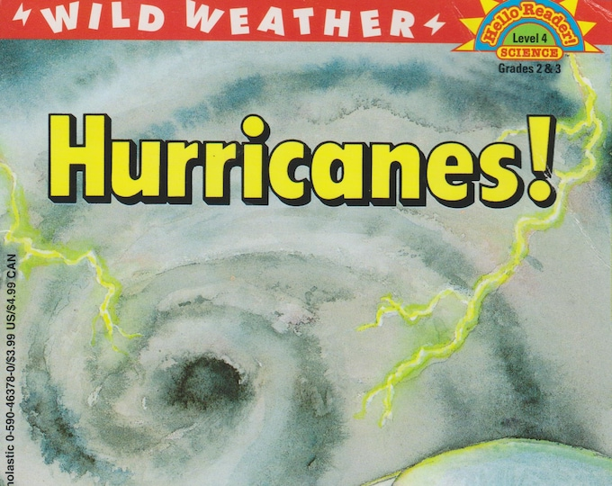 Hurricanes! (Hello Reader Science  Level 4 Grades 2 & 3)  (Softcover: Children's Early Readers) 1995