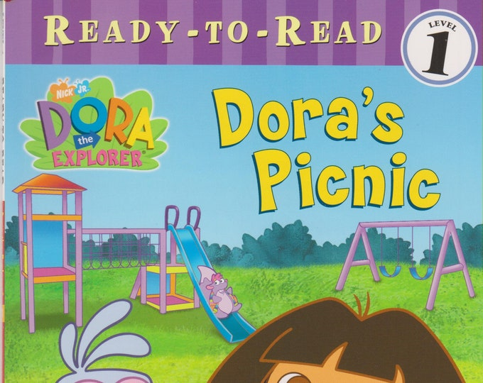 Dora's Picnic (Ready-To-Read Dora the Explorer - Level 1) (Softcover: Children's Early Readers)  2003