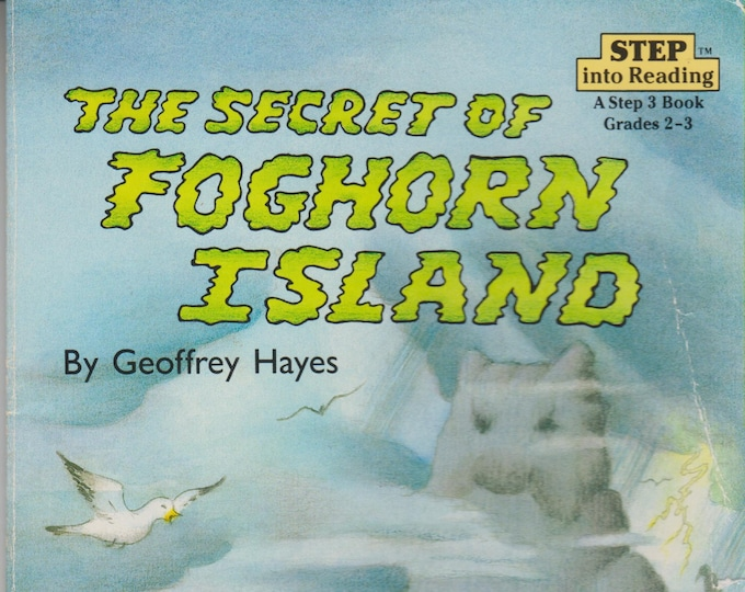 The Secret of Foghorn Island (Step into Reading, Step 3 Grades 2 - 3) (Softcover: Children's ) 1988