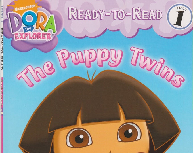 The Puppy Twins (Ready-To-Read Dora the Explorer - Level 1) (Paperback: Children's Early Readers) 2009