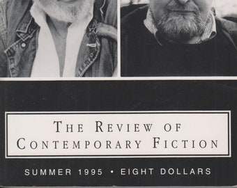 The Review of Contemporary Fiction -  Summer 1995 (Softcover: Review, Commentary) 1995