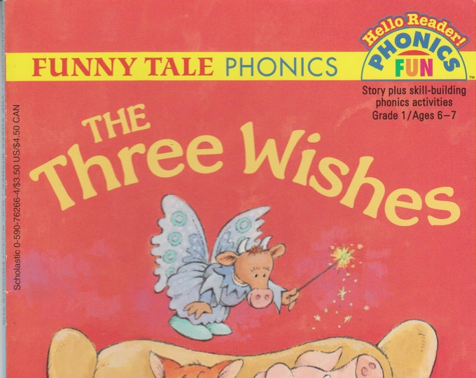 The Three Wishes  (Hello Reader! Phonics Fun Grade 1 Ages 6-7) (Softcover: Children's) 1997