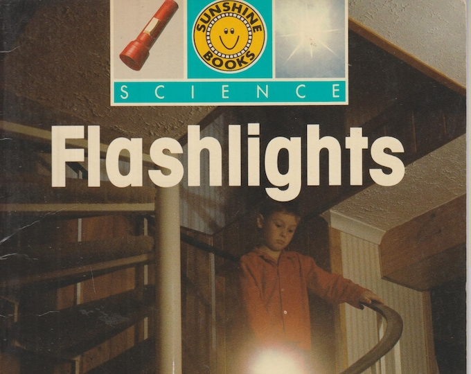 Flashlights and What Makes Light? (2 Sunshine Science Books Set) (Paperback: Children's, Science) 1992