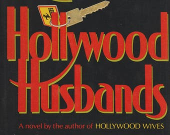 Hollywood Husbands  by Jackie Collins (Hardcover, Fiction) 1986