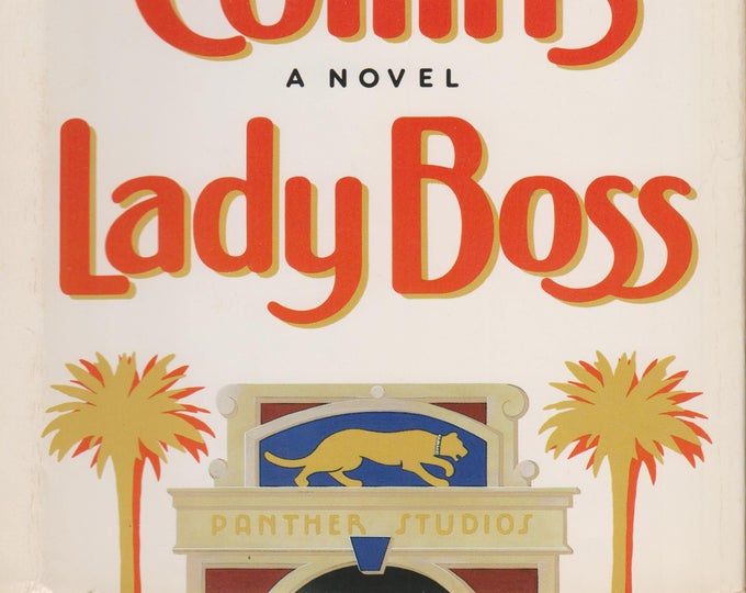Lady Boss  by Jackie Collins (Hardcover, Fiction) 1990
