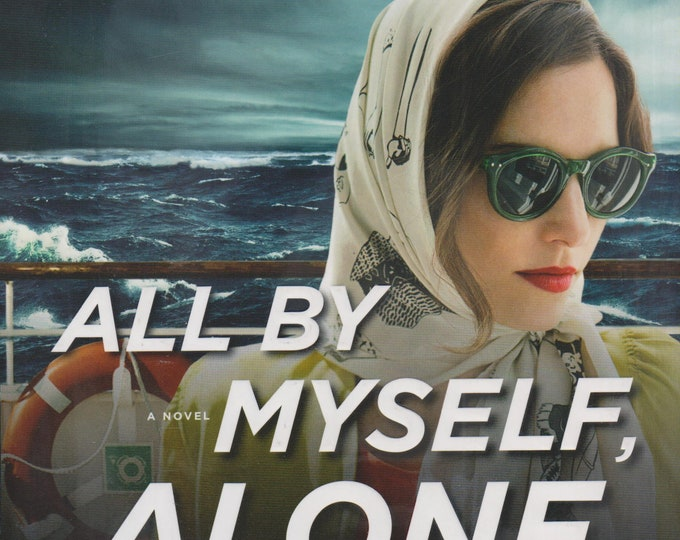 All By Myself, Alone by Mary Higgins Clark  (Hardcover, Suspense)  2017