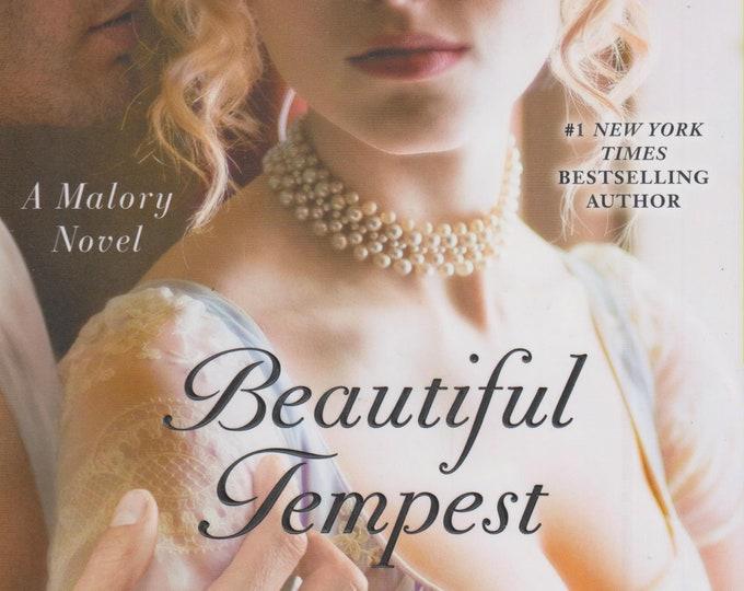 Beautiful Tempest  by Johanna Lindsey (A Malory Novel) (Hardcover, Historical Romance) 2017