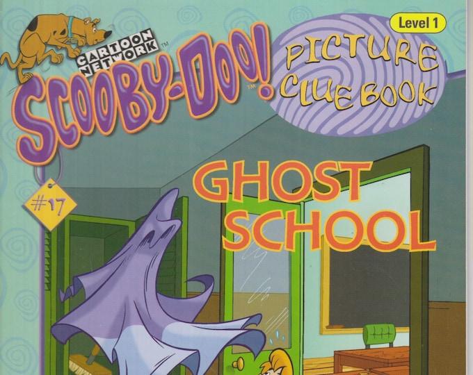 Scooby-Doo! Ghost School (Picture Clue Book)  (Paperback: Hello Reader Level 1 Preschool-Grade 1, Children) 2002