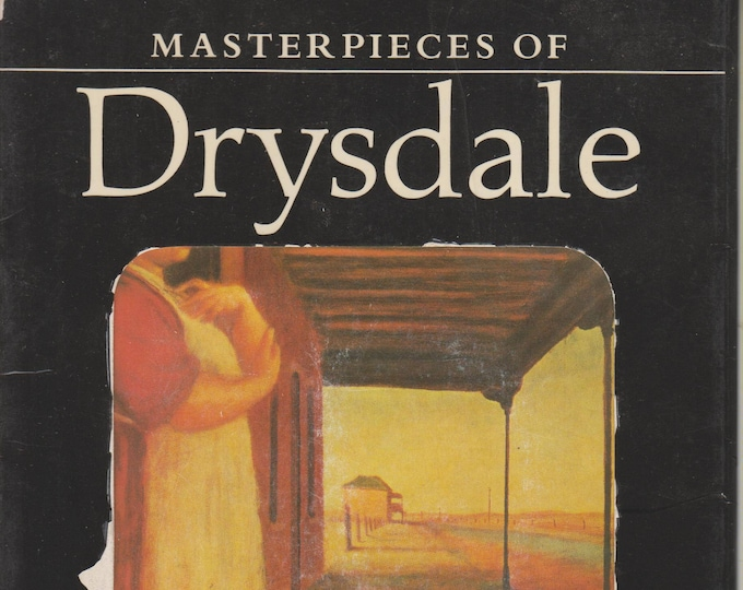 Masterpieces of Drysdale Illustrated in Full Color (12 Foldout Illustrations)