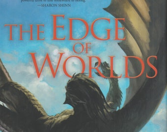 The Edge of Worlds by Martha Wells  (Hardcover: Fantasy)  2016