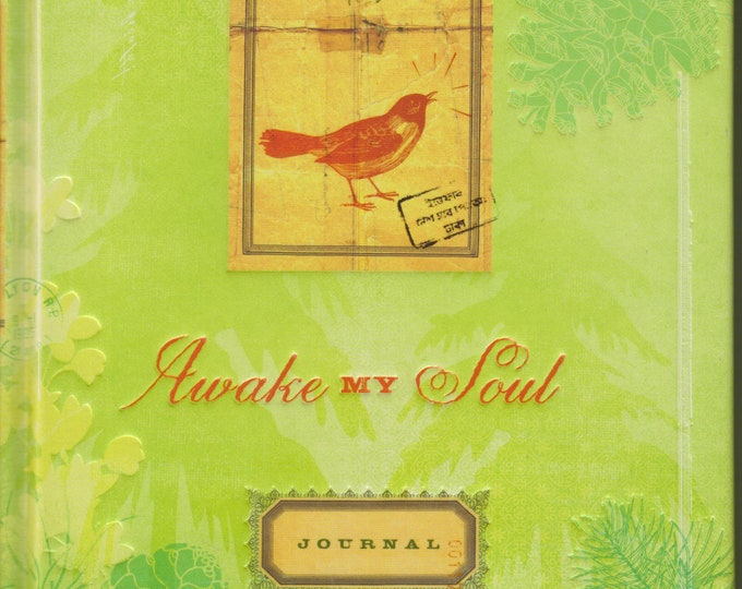Awake My Soul by Ellie Claire (Hardcover, Religion, Inspirational, Journal) 2015