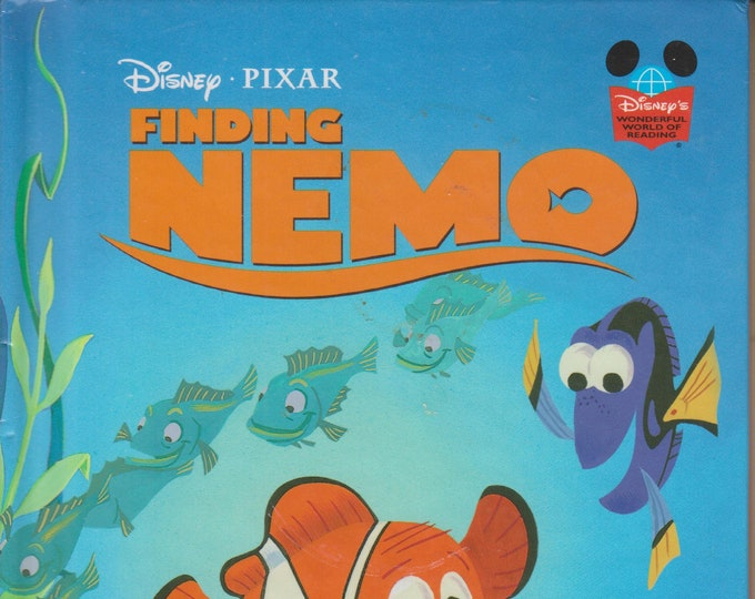 Finding Nemo (Disney-Pixar) (Disney's Wonderful World of Reading)  (Hardcover, Children's) 2003