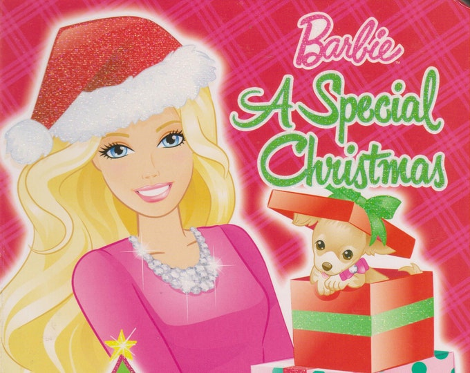 Barbie: a Special Christmas (2014, Board Book)