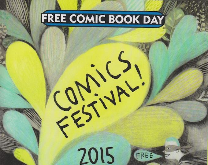 Toronto Comic Arts Festival! 2015  (Comic Book) 2015