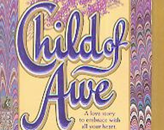 Child of Awe by Kathryn Lynn Davis (Paperback, Romance) 1990