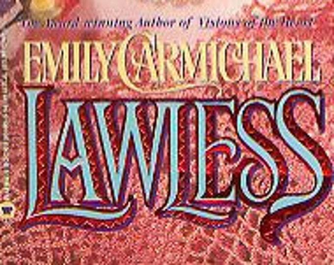 Lawless by Emily Carmichael (Paperback, Romance) 1993