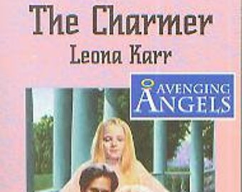 The Charmer by Leona Karr (Harlequin Intrigue #366) (Paperback: Romance) 1997
