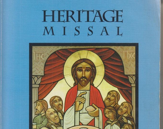 Heritage Missal 2009  (Paperback, Catholic, Religion)  2009