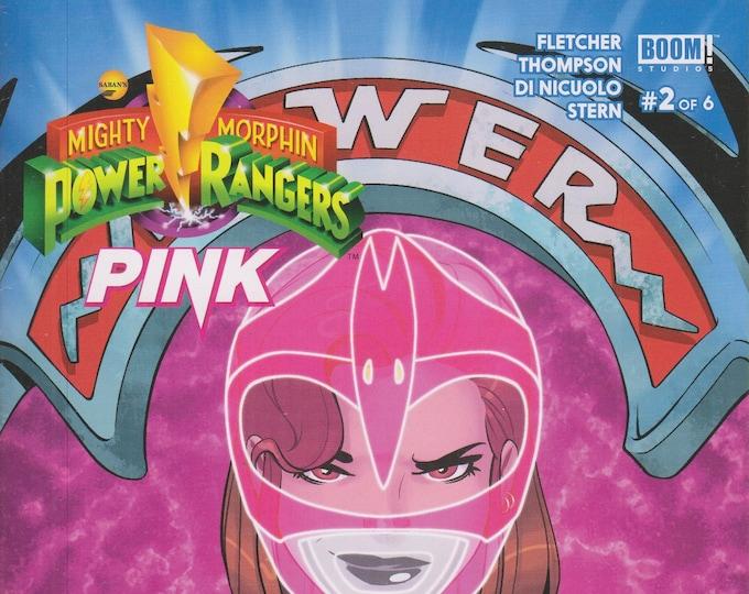 Boom! Studios Mighty Morphin Power Rangers Pink 2 of 6   (Comic: Power Rangers ) 2016