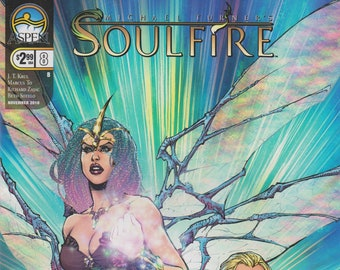 Aspen #8 Michael Turner's Soulfire November 2010  (Comic: Soulfire) 2010