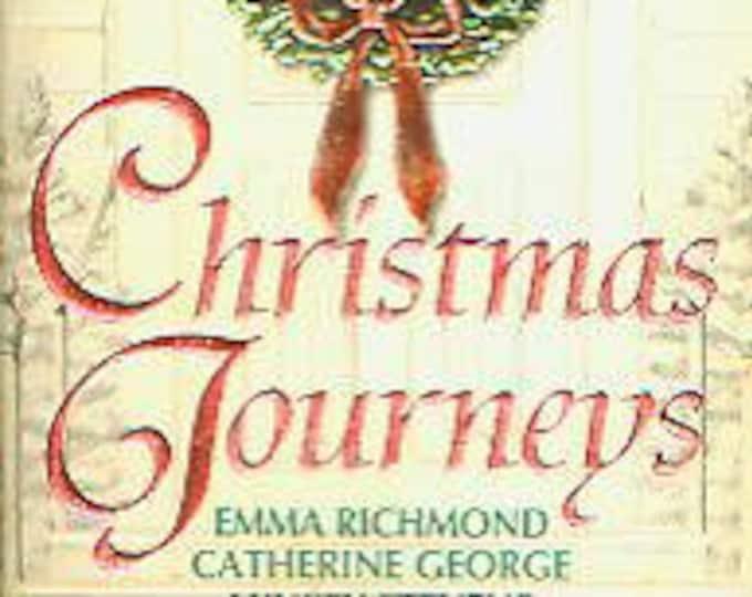 Christmas Journeys Four Festive Holiday Romances (Paperback, Romance)