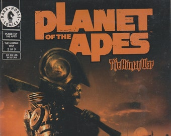 Dark Horse Comics Planet of the Apes The Human War 2 of 3  (Comic: Planet of the Apes)   2001