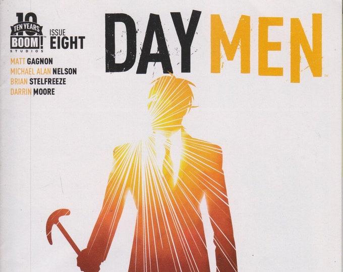 Boom! Studios Day Men Issue Eight October 2015 (Comic: Day Men)
