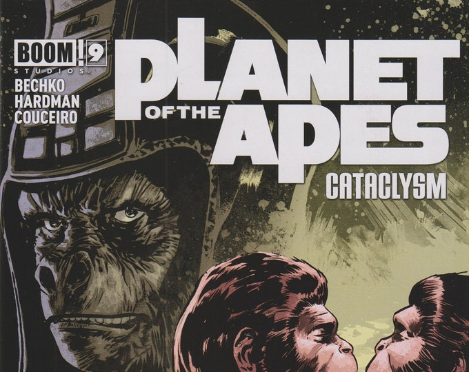 Boom! Studios #9 Planet of the Apes Cataclysm  (Comic: Planet of the Apes) 2013