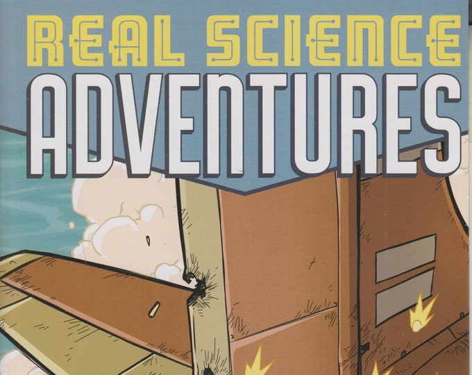 IDW Issue 5 Real Science Adventures (Comic: Real Science) 2017