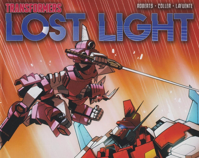 IDW 20  June 2018 Cover B Transformers Lost Light Unicron is Here First Printing  (Comic: Transformers)