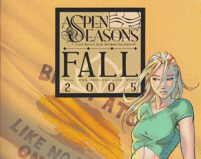 Aspen Seasons Fall 2005  (Comic:Aspen) 2005