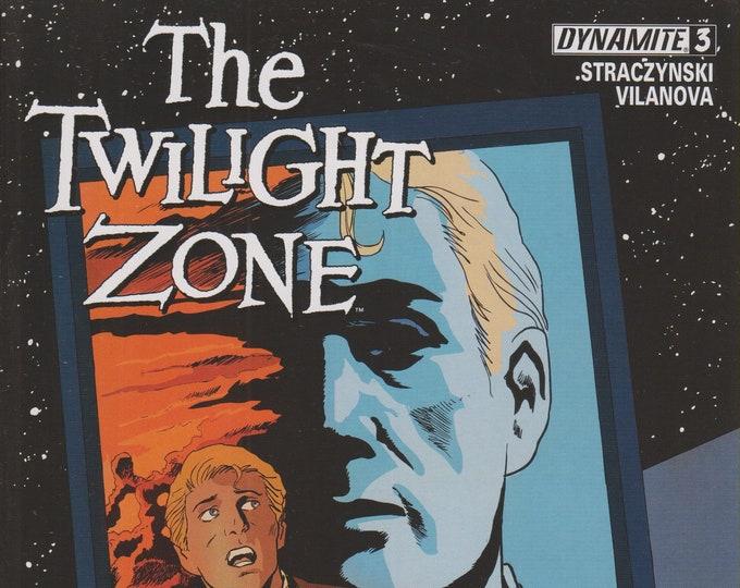 Dynamite #3 The Twilight Zone (Comic: The Twilight Zone)  2014