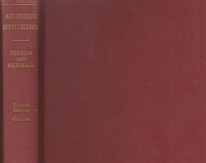 Measuring Intelligence: (Riverside Textbooks in Education) (Hardcover, Teaching, Education,  Psychology) 1937