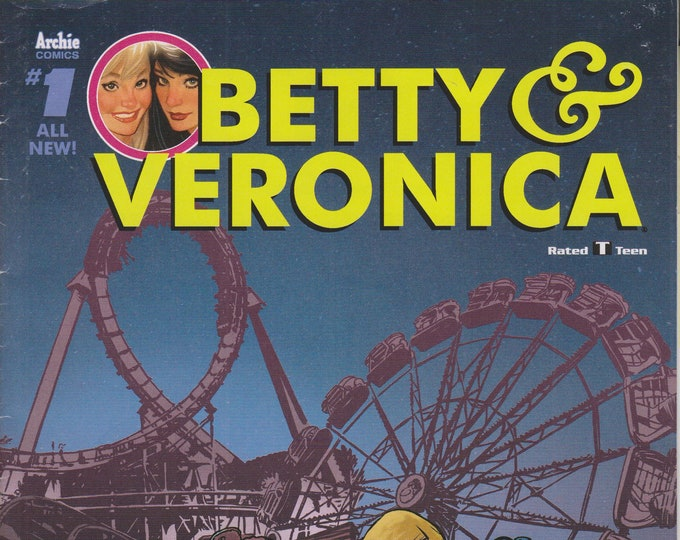 Archie Comics #1 Betty & Veronica Vol. 3 No. 1 (Comic Book: Archie) May 2017