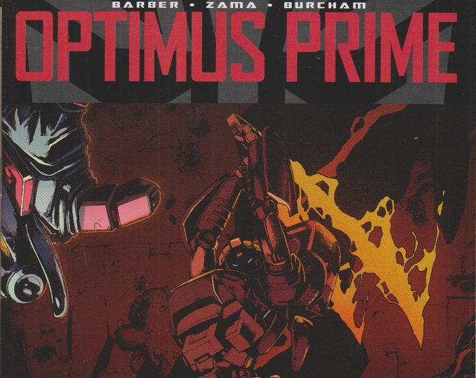 IDW March 2017 Issue 5 Optimus Prime  (Comic:Transformers, GI Joe) 2017