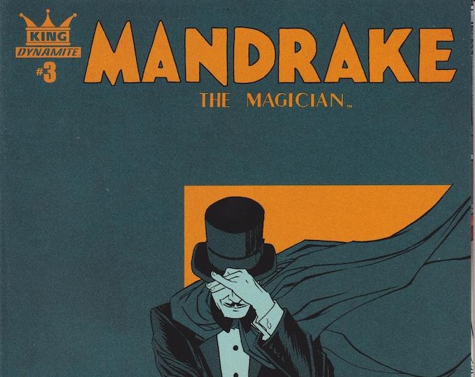 King Dynamite #3 Mandrake The Magician 2015 (Comic: Mandrake)