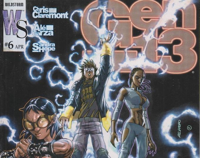 WildStorm April 2003 Gen 13 #6 September Song Part Six Band of Brothers  (Comic: Gen 13)