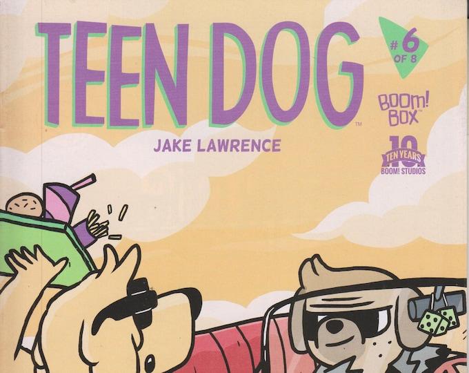 Boom! Box #6 Teen Dog  February 2015 (Comic: Teen Dog )