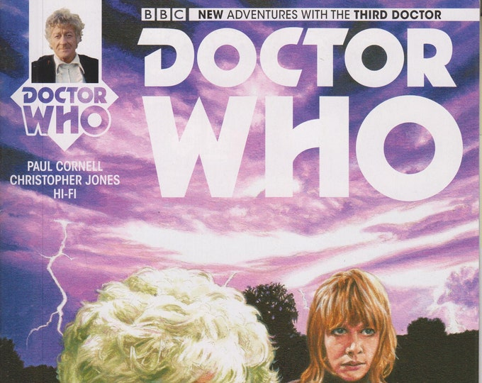 Titan Comics Doctor Who #4 February 2017 Cover A Andy Walker (Comic: Doctor Who)