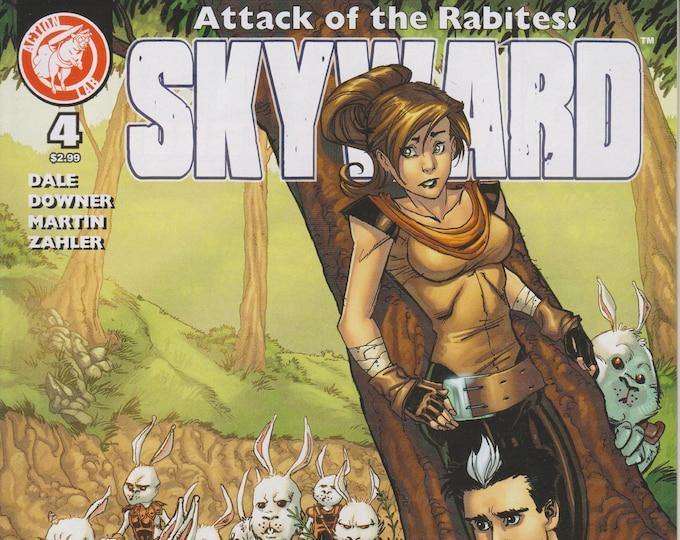 Action Lab #4  Skyward Attack of the Rabites! (Comic: Skyward) 2013