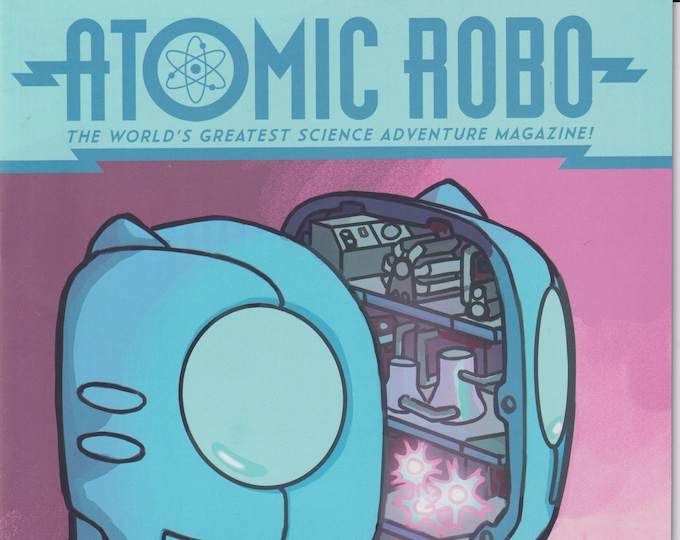 IDW Issue 1 Cover A Atomic Robo Dawn of a New Era First Printing  (Comic: Atomic Robo) 2018